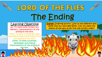 Lord of the Flies: The Ending