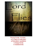 Lord of the Flies UNIT PLAN!