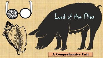 Lord of the Flies Unit Plan & Lesson Materials