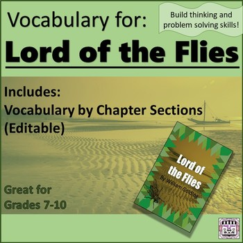 Lord of the Flies - Vocabulary