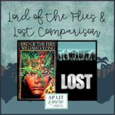 Lord of the Flies and Lost Comparison