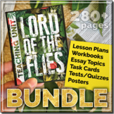 Lord of the Flies by William Golding BUNDLE