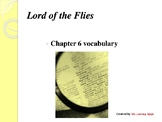 Lord of the Flies chapter 6
