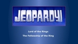 Lord of the Rings Jeopardy (Fellowship of the Ring)