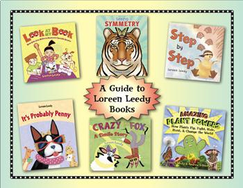 Loreen Leedy Book Activities