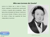 Lorenzo de Zavala - Famous in Texas History