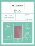 Lori's Latest Tech Tools 2016-2017