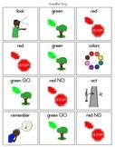Lorikeet Learning - Green/Red Behavior