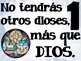 Los 10 mandamientos Posters