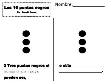 Los 10 puntos negros por Donald Crews