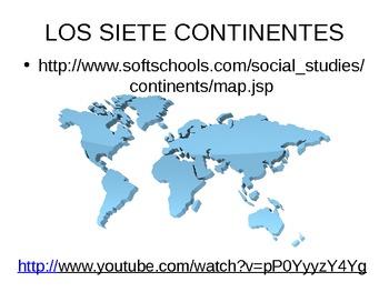 Los 7 Continentes
