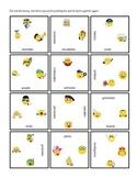 Los Adjectivos Puzzle