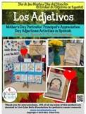 Los Adjetivos-Spanish Back to School Adjectives Activities
