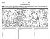 Los Agentes Secretos y El Mural De Picasso: Post-Guernica