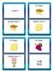 Los Alimentos- Yo tengo/¿Quién tiene…? Card Game- Spanish Food Vocabulary