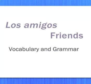 Los Amigos - Friends - Video Tutorial