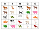 Los Animales Bingo – The Animals in Spanish