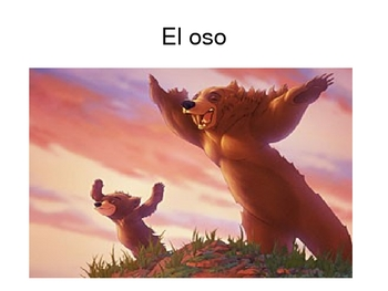 Los Animales Powerpoint