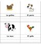 Los Animales de la Granja Flashcards (Farm Animals)