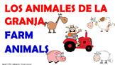 Los Animales de la Granja. / PPT. con audio.