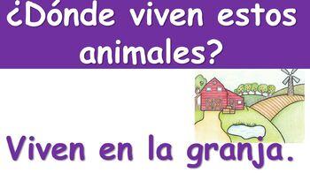 Los Animales de la Granja: PowerPoint Presentation