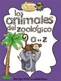 Los Animales del Zoológio A-Z