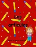 Spanish Articles - Los Articulos