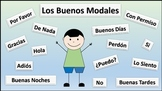 Los Buenos Modales (Manners in Spanish)