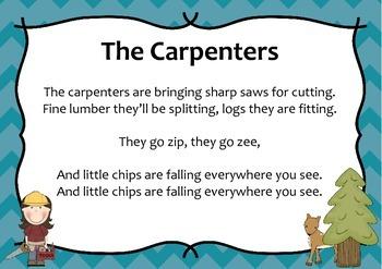 """""""Los Carpinteros"""" a Puerto Rican Folk Song"""