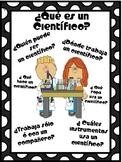 Los Científicos y sus herramientas, Cuaderno y Reglas de Seguridad