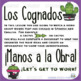 Los Cognados:  Tus Amigos en la Clase de Español * Cognates * Substitute Plans