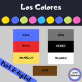LOS COLORES-PRINT AND DIGITAL POSTERS