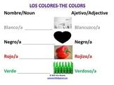 Los Colores-Colors