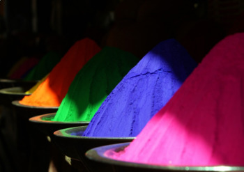 Los Colores - Colors - Worksheet