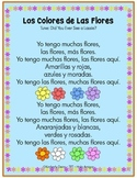 Los Colores - Colors in Spanish.  Printables, poem, poster