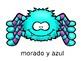 Los Colores (Crazy Spider Activity)