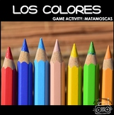 Los Colores Game Activity: Matamoscas