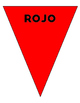 Los Colores:  Spanish Colors Classroom Pennant Banner