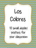 Los Colores-Wall display