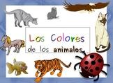 Los Colores de los Animales - The Colors of the Animals: 6