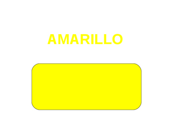 Los Colores / Spanish Colors
