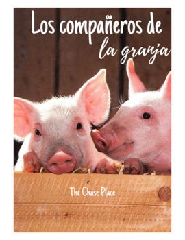 Los Compañeros de la granja Partner Sheet
