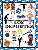 Los Deportes- 8.5x11 Posters / Visuals / Bulletin Board Idea
