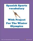 Los Juegos Olímpicos y el verbo jugar