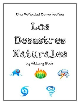 Los Desastres Naturales - Authentic Preterite Speaking, Re