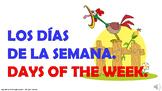 Los Días de la Semana. / PPT. con audio.