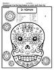 Los Días de los Muertos - Day of the Dead for OLDER Elemen