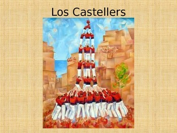 Los Festivales de España- guided presentation