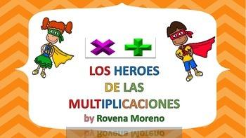 Los Heroes de la Multiplicacion and Beyond
