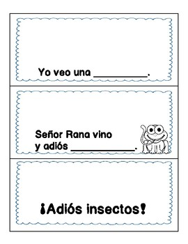 Los Insectos - Spanish Student Reader - Insects
